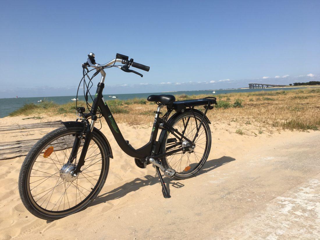 Vélo electrique mixte